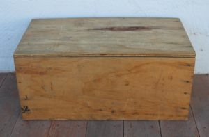 ADTR 32 Wooden Box 10cm wide x 7cm high x 37.5cm long