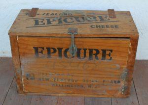 ADTR Epicure Wooden Box 34cm wide x 22cm deep x 17cm high