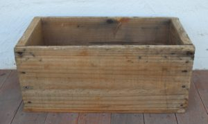 ADTR Plain Box 20cm wide x 18.5cm high x 40.5cm long