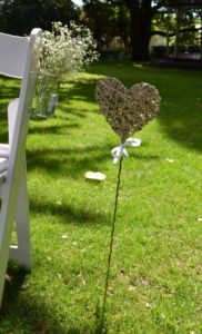 Anna Love Heart Stake 2