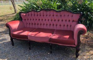 lounge, armchair, pink, velvet, wedding hire, melbourne, prop,