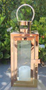 lantern, copper, wedding hire, melbourne, prop,