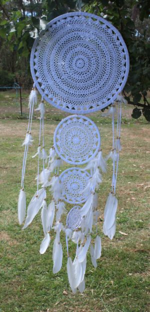 Vintage Wedding Hire Melbourne, Wedding Prop hire, Rustic Wedding hire, Boho, Melbourne, ceremony, dreamcatcher