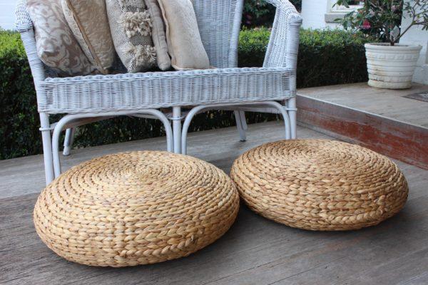 cushions, ottomans, vintage, rustic, boho, melbourne, ceremony, wedding hire,event, prop