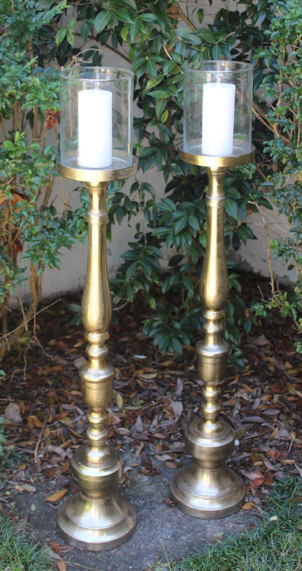 Vintage Wedding Hire Melbourne, Wedding Prop hire, Rustic Wedding hire, Boho, Melbourne, ceremony, candle holder, ornate, gold, luxe