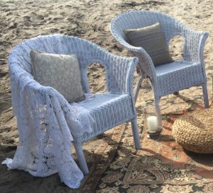 beach, cane, armchair, vintage, rustic, boho, melbourne, ceremony, wedding hire,event, prop