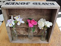 vintage, rustic, boho, melbourne, arbor, wooden box, crate, ceremony, wedding hire,event, prop