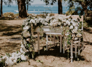 vintage, rustic, boho, melbourne, arbor,copper,ceremony, wedding hire,event, prop, signing table