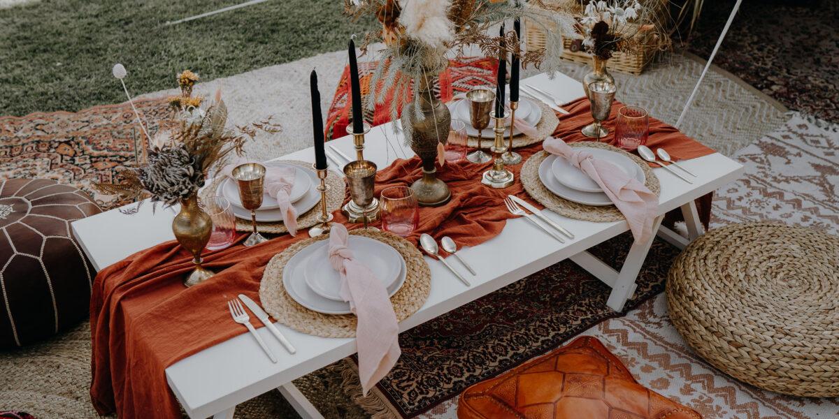 wedding, melbourne, event hire, arbor, vintage, boho, picnic