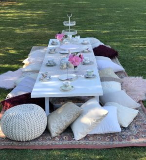 vintage, rustic, boho, melbourne, ceremony, wedding hire,event, prop, picnic, hens, tea party, luxe, high tea