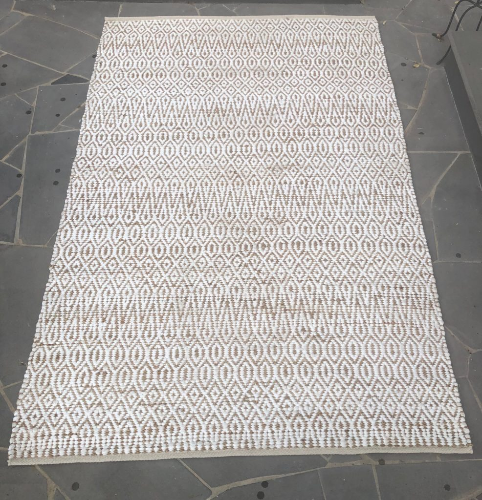 Rugs Neutral Trail Boho Rug A Day To Remember Event Hire