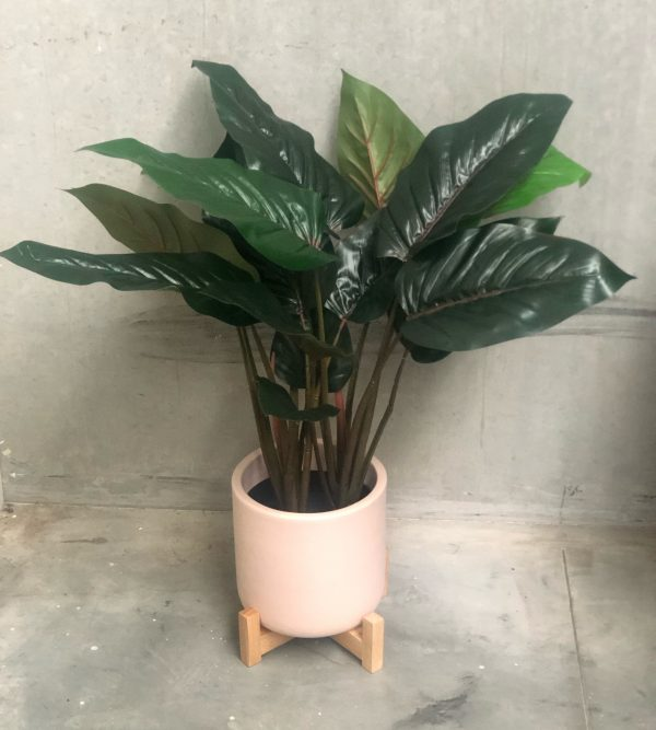 artificial plant, tropical, monsteria, wedding hire, party hire, melbourne, boho, prop hire
