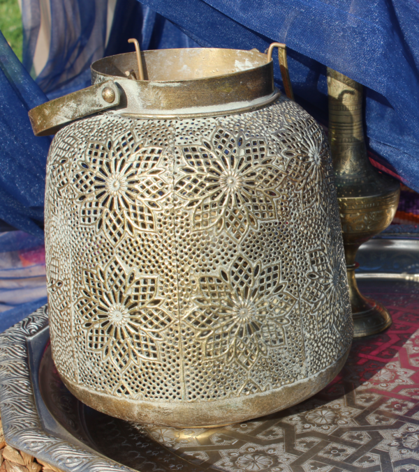 gold lantern, moroccan, melbourne, event hire, prop hire, wedding, party, picnic package