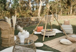 Luxe, Picnic Package, Picnic, Melbourne, Low Table Hire, Prop Hire Melbourne, Wedding, Hens Party, Boho, Grazing