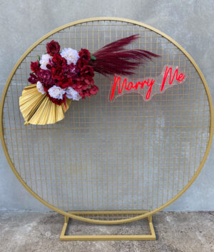 Marry Me Neon, Neons, Neon hire, Melbourne, Proposal, Marriage Proposal, Engaged, Wedding, Event Hire, Proposal Set Up, Proposal Ideas
